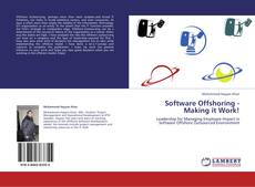 Обложка Software Offshoring - Making it Work!
