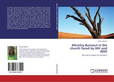 Copertina di Ministry Burnout in the church faced by HIV and AIDS