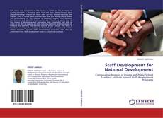 Buchcover von Staff Development for National Development