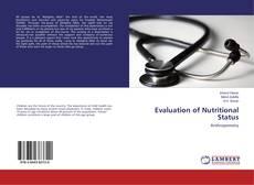 Buchcover von Evaluation of Nutritional Status