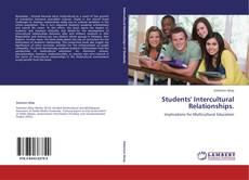 Bookcover of Students' Intercultural Relationships.