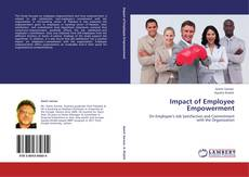 Bookcover of Impact of Employee Empowerment