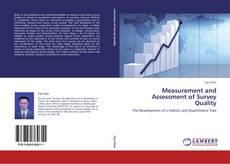 Buchcover von Measurement and Assessment of Survey Quality