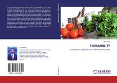 Bookcover of FORMABILITY