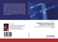 Couverture de Usability Testing Versus Heuristic Evaluation