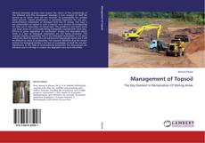 Bookcover of Management of Topsoil