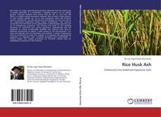 Rice Husk Ash kitap kapağı
