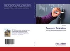 Parameter Estimation kitap kapağı