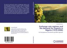 Exchange rate regimes and the demand for imports in Nigeria (1970-2008) kitap kapağı