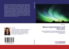 Bookcover of Music Improvisation and Narrative