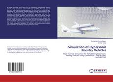 Portada del libro de Simulation of Hypersonic Reentry Vehicles