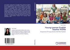 Buchcover von Young Learner English Teacher Profile