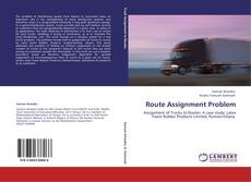 Capa do livro de Route Assignment Problem