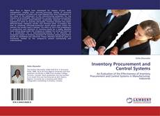 Bookcover of Inventory Procurement and Control Systems