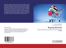Bookcover of Buying Decision
