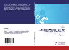 Bookcover of A Suitable Methodology for Evaluation Web Portals