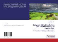 Bookcover of Daily Activities, Distribution and Food Preference of Swamp Deer