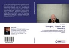 Therapist, Trauma and Meaning的封面