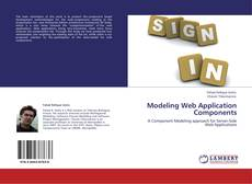 Capa do livro de Modeling Web Application Components