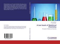 Обложка A text book of Medicinal Chemistry