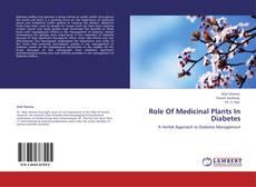 Обложка Role Of Medicinal Plants In Diabetes