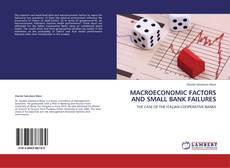 MACROECONOMIC FACTORS AND SMALL BANK FAILURES kitap kapağı