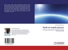 Borítókép a  Theft of mobile phones - hoz