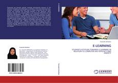 Bookcover of E-LEARNING