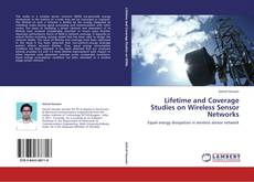 Capa do livro de Lifetime and Coverage Studies on Wireless Sensor Networks