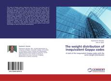 Bookcover of The weight distribution of inequivalent Goppa codes