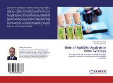 Bookcover of Role of AgNORs' Analysis in Urine Cytology