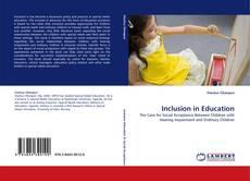 Capa do livro de Inclusion in Education