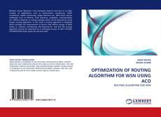 Capa do livro de OPTIMIZATION OF ROUTING ALGORITHM FOR WSN USING ACO