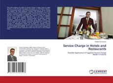 Bookcover of Service Charge in Hotels and Restaurants