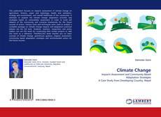 Capa do livro de Climate Change