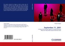 Bookcover of September 11, 2001