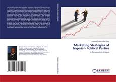 Buchcover von Marketing Strategies of Nigerian Political Parties