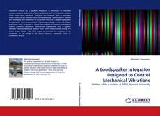 Copertina di A Loudspeaker Integrator Designed to Control Mechanical Vibrations