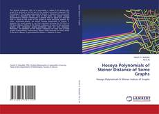 Hosoya Polynomials of Steiner Distance of Some Graphs的封面