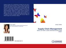 Portada del libro de Supply Chain Management