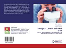 Bookcover of Biological Control of flower thrips