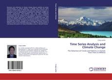 Capa do livro de Time Series Analysis and Climate Change