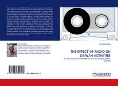 Copertina di THE EFFECT OF RADIO ON DA'WAH ACTIVITIES