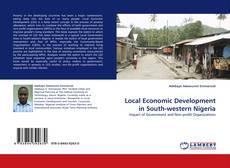 Buchcover von Local Economic Development in South-western Nigeria