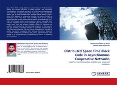 Capa do livro de Distributed Space Time Block Code in Asynchronous Cooperative Networks