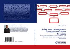 Обложка Policy Based Management Framework for Mobile Networks