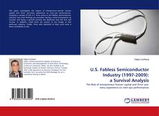 Portada del libro de U.S. Fabless Semiconductor Industry (1997-2009): a Survival Analysis