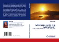Bookcover of WOMEN EDUCATION AND EMPOWERMENT
