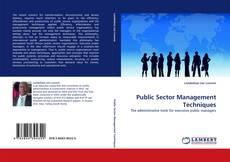 Buchcover von Public Sector Management Techniques