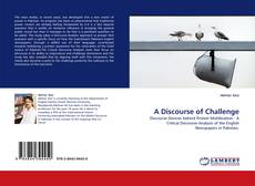 Bookcover of A Discourse of Challenge